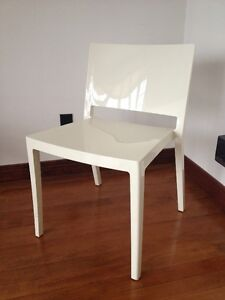 Kartell Chair Lizz by P. Lissoni - Chaise Made in Italy - Modern