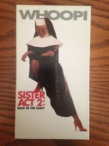 For Sale: Sister Act 2 VHS