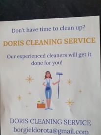 DORIS CLEANING SERVICE