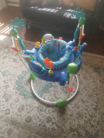 Baby Einstein Neptune's ocean jumper jumperoo