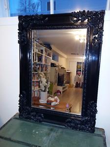 Superbe miroir antique vintage