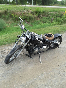 REDUCED !!!!! Bobber Vstar