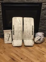 Bauer one.7 junior goalie equipment
