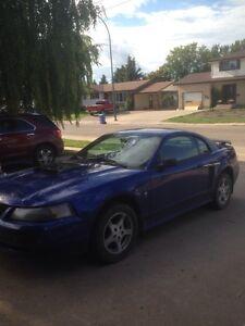2002 V6 mustang
