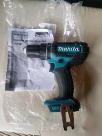 Makita DHP 482 Combi Hammer Drill