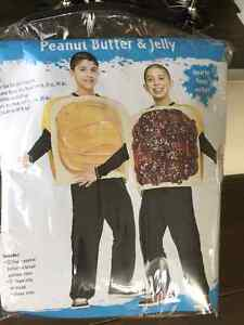 Peanut Butter and Jam Halloween Costume for kids