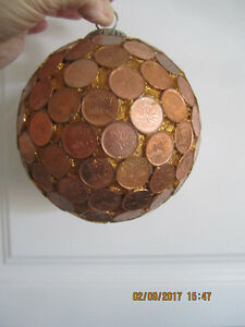 5 inch Canadian Penny ball