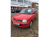 2000 Nissan Micra 998cc Very clean for year