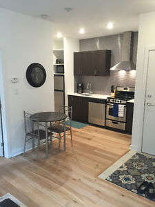 Fully Furnished All Inclusive 1Bdrm Condo Ottawa Civic Downtown