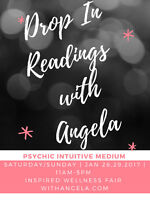Drop In Readings with Angela - Psychic Intuitive Medium