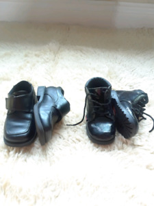 Used boys dress shoes