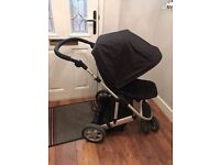 MAMAS and PAPAS ZOOM PUSHCHAIR in Black