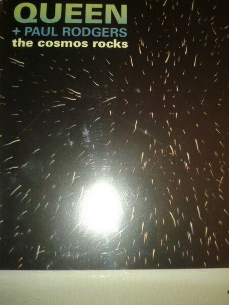 QUEEN + PAUL ROGERS - The cosmos rocks,cd
