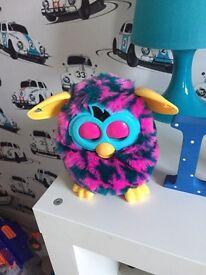 Furby boom used twice like new