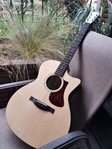 Acoustic Guitar- Eastman AC222ce-ov-solid wood!