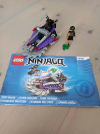 Lego Ninjago set 70720 hover hunter