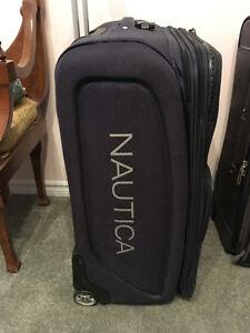 Designer luggage