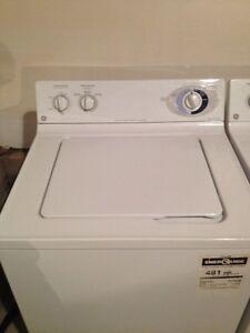 3 year old GE washer dryer set  Stratford Kitchener Area image 2