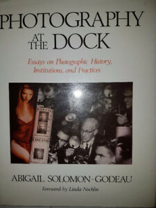 Photography At The Dock: Essays on Photographic History, Institu