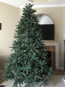 Christmas Tree and House Decorations for sale
