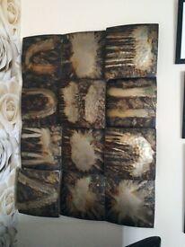 Picture / Art - Metallic Wall panel