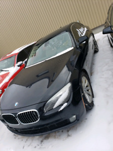 BMW 750I 2009 FOR EXPORT ONLY ( RUN&DRIVE)