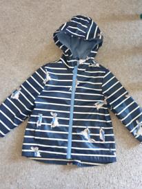 Joules peter rabbit coat age 2