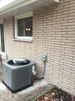 Air conditioner furnace boiler tankless  installs and repairs