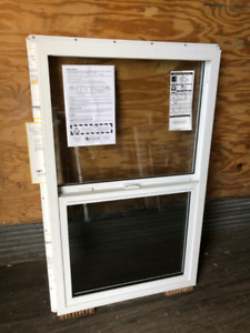 New Vinyl Single Hung Window