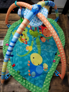 Taggie baby play mat