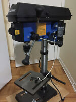 Mastercraft Drill Press with LED *BRAND NEW, NEVER USED*