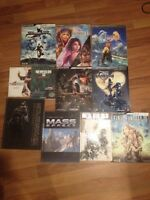 Guides RPG final fantasy Metal gear solid dragon's dogma etc