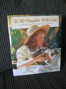 To My Daughter With Love: A Mother's Memory Book