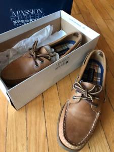 New Sperry Top-Sider Ladie's Sahara Boat Shoes (Ladie's 8)