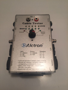 Electron Cable Tester