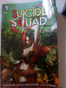 BD suicide squad #1