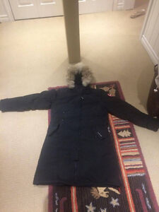 Goose Coat used only one season