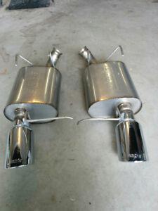 Mufflers Borla S-Type for Mustang 2011