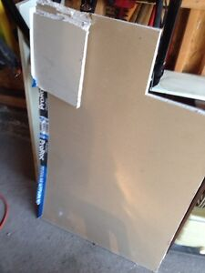 Wanted:  leftover drywall
