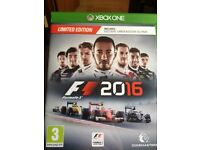 F1 2016 for Xbox One
