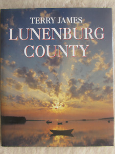 LUNENBURG COUNTY by Terry James (Signed) - 1991