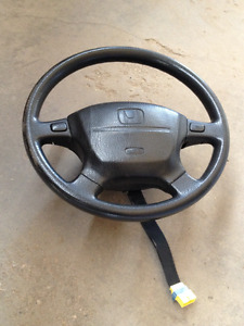 Honda del sol steering wheel