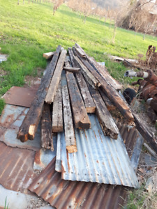 Barn Beams & Boards from 1880s for sale  corrugated rustic steel