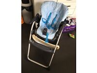 Chicco high chair REDUCED NEED GONE
