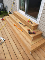 Carpenter looking for side work.