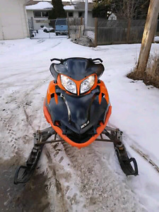 2006 f7 and 1997 skidoo 670 package deal 3500