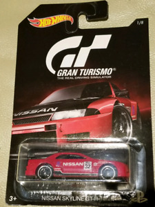 New Hotwheels GT Skyline red for sell