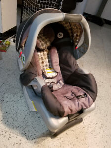 Car seat with the Base
