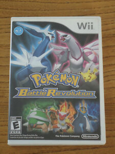 Pokemon Battle Revolution for Nintendo Wii Console