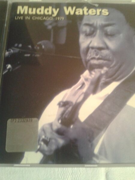 Muddy Waters - Live in Chicago ,1979, cd